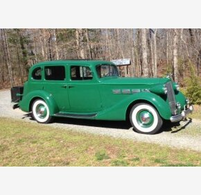 1937 Packard Super 8 for sale 101299381