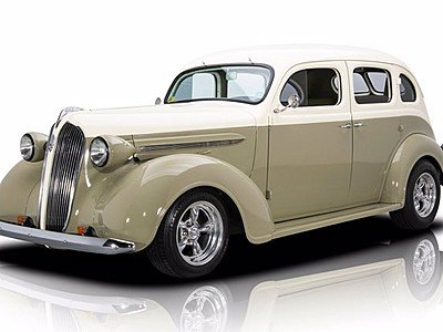 1937 Plymouth Custom for sale 101393845
