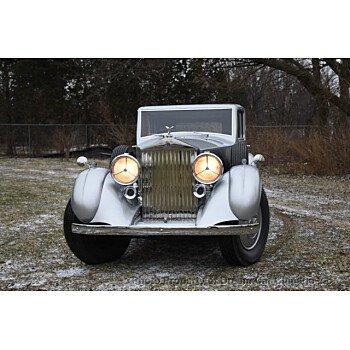 1937 Rolls-Royce 25/30HP for sale 101299964