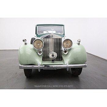1937 Rolls-Royce 25/30HP for sale 101356743