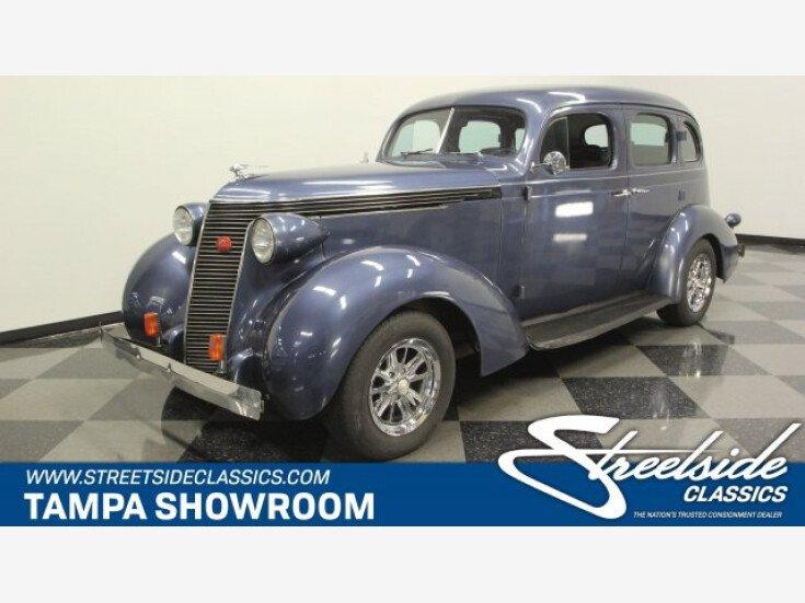 1937 Studebaker Dicator for sale near Lutz, Florida 33559 - Classics