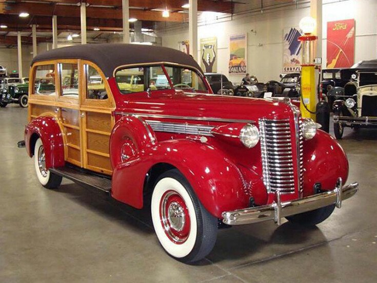 1938 Buick Century for sale 101237979