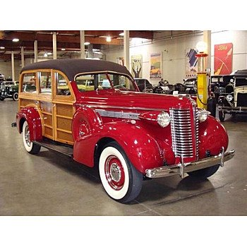 1938 Buick Century for sale 101531138