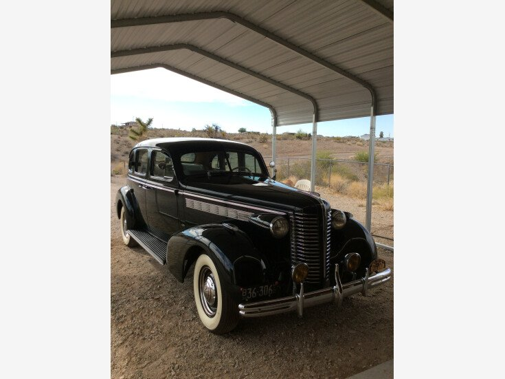 1938 Buick Special for sale 101558809