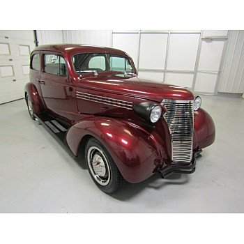 1938 Chevrolet Master Deluxe for sale 101045548