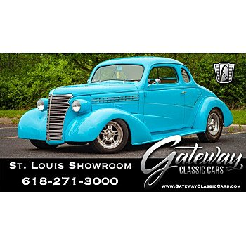 1938 Chevrolet Master Deluxe for sale 101137291