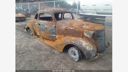 1938 Chevrolet Other Chevrolet Models for sale 101291933