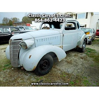 1938 Chevrolet Other Chevrolet Models for sale 101405521