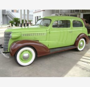 1938 Chevrolet Other Chevrolet Models for sale 101417602