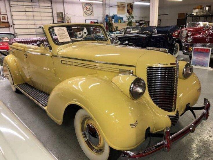 1938 Chrysler Imperial for sale near Dania Beach, Florida