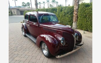1938 Ford Deluxe Tudor for sale 101400788