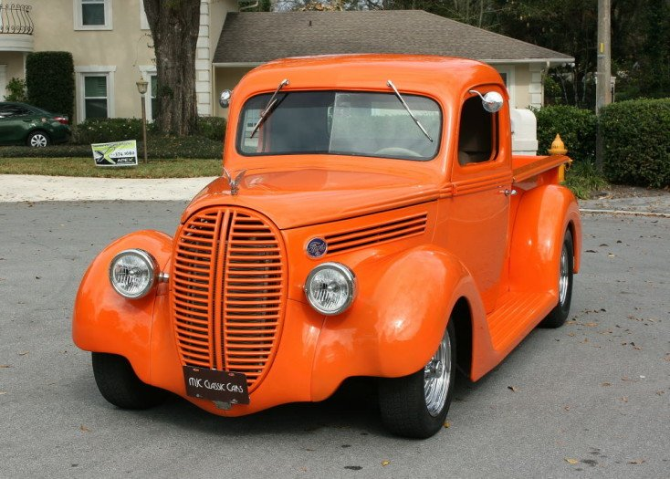 1938 Ford Pickup For Sale Near Lakeland Florida 33801 Classics On