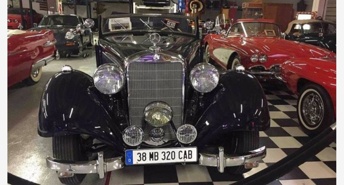 1938 Mercedes-Benz 320 for sale 100986674