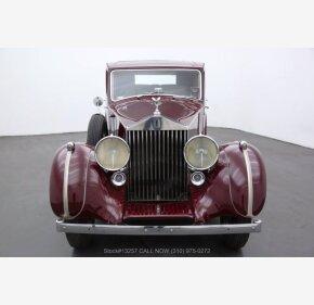 1938 Rolls-Royce 25/30HP for sale 101452203