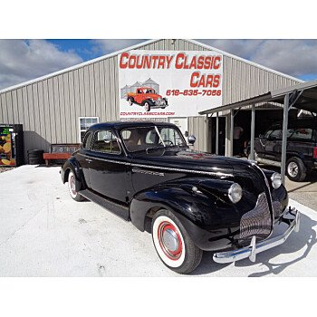 1939 Buick Century for sale 101226943