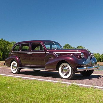 1939 Buick Limited for sale 101315303