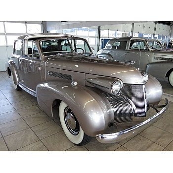 1939 Cadillac Series 60 for sale 100871425