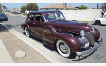 1939 Cadillac Series 60 for sale 101240692