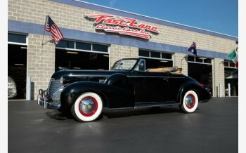 1939 Cadillac Series 61 for sale 101227417
