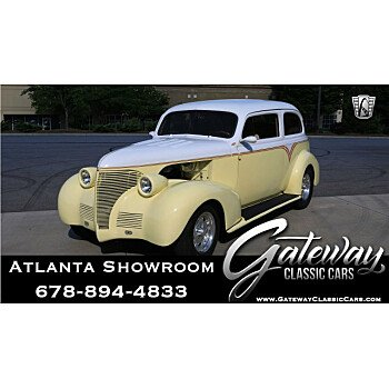 1939 Chevrolet Master Deluxe for sale 101150279