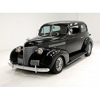 1939 Chevrolet Master Deluxe for sale 101224049