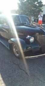1939 Chevrolet Master Deluxe for sale 101314690