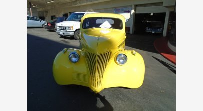 1939 Chevrolet Master Deluxe for sale 101043314