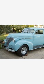 1939 Chevrolet Master Deluxe for sale 101402277