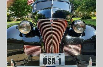 1939 Chevrolet Master 85 for sale 101601669
