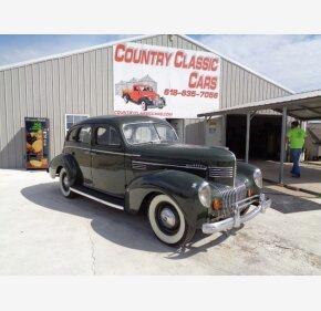 1939 Chrysler Royal for sale 101141109