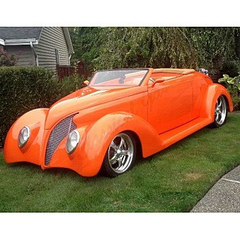 1939 Ford Custom for sale 101121002
