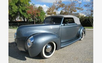 1939 Ford Deluxe for sale 101248435