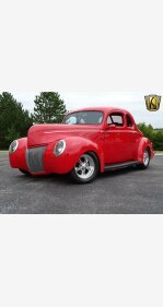 1939 Ford Deluxe for sale 101037449