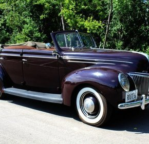 1939 Ford Deluxe for sale 101110275