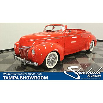 1939 Ford Deluxe for sale 101175231