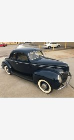 1939 Ford Deluxe for sale 101244378