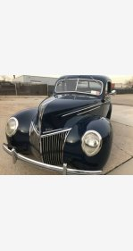 1939 Ford Deluxe for sale 101247009