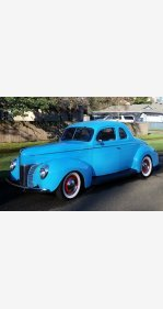 1939 Ford Deluxe for sale 101253159