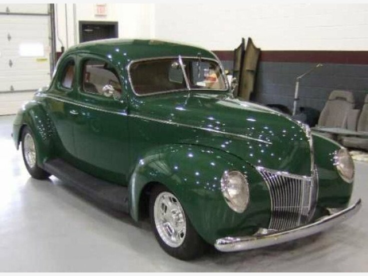 1939 Ford Deluxe for sale 101254327
