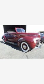 1939 Ford Deluxe for sale 101415059