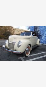 1939 Ford Deluxe for sale 101423265