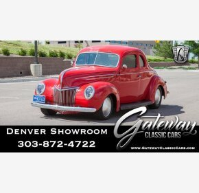 1939 Ford Deluxe for sale 101461351