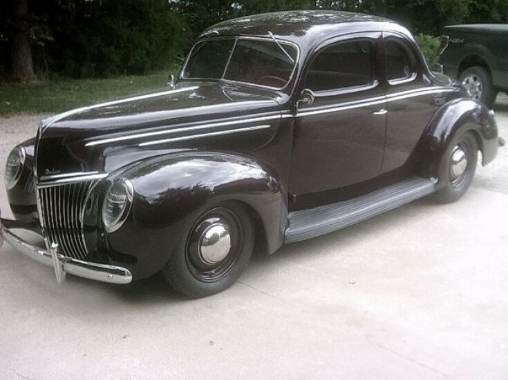 1939 Ford Deluxe for sale 101582326