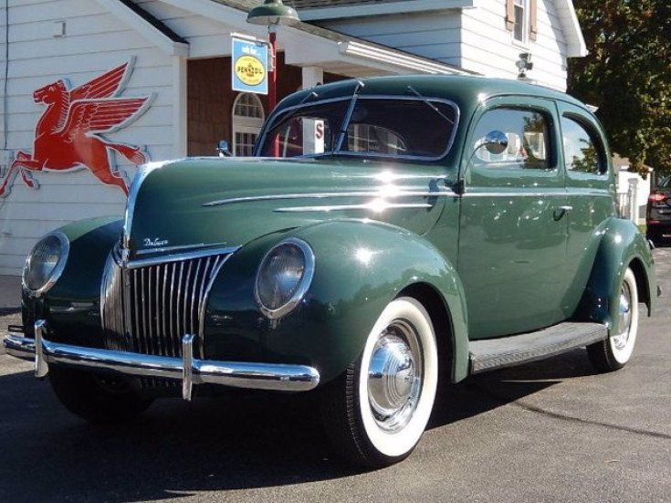 1939 Ford Deluxe for sale 101582330
