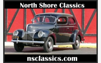 1939 Ford Other Ford Models for sale 100865431