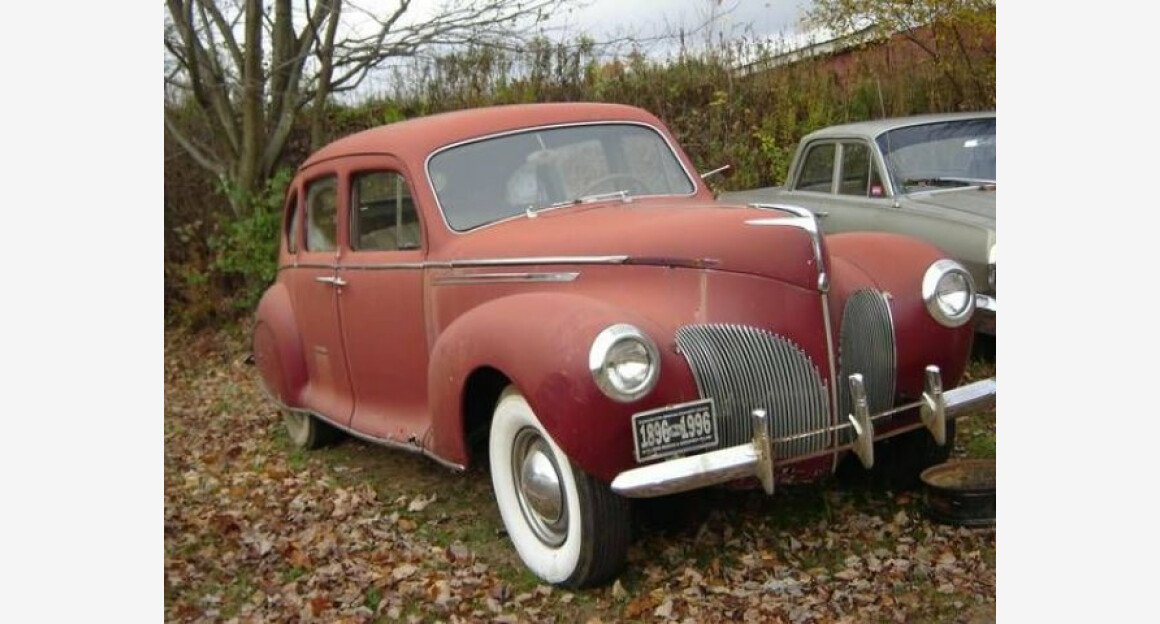 1939 Lincoln Zephyr for sale 100934874