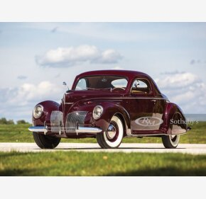 1939 Lincoln Zephyr for sale 101384965