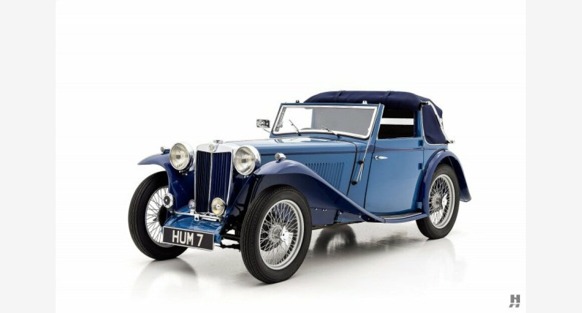 1939 MG TB for sale 101017053