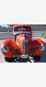 1939 Plymouth Custom for sale 101253045