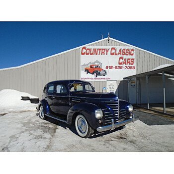 1939 Plymouth Deluxe for sale 101461848